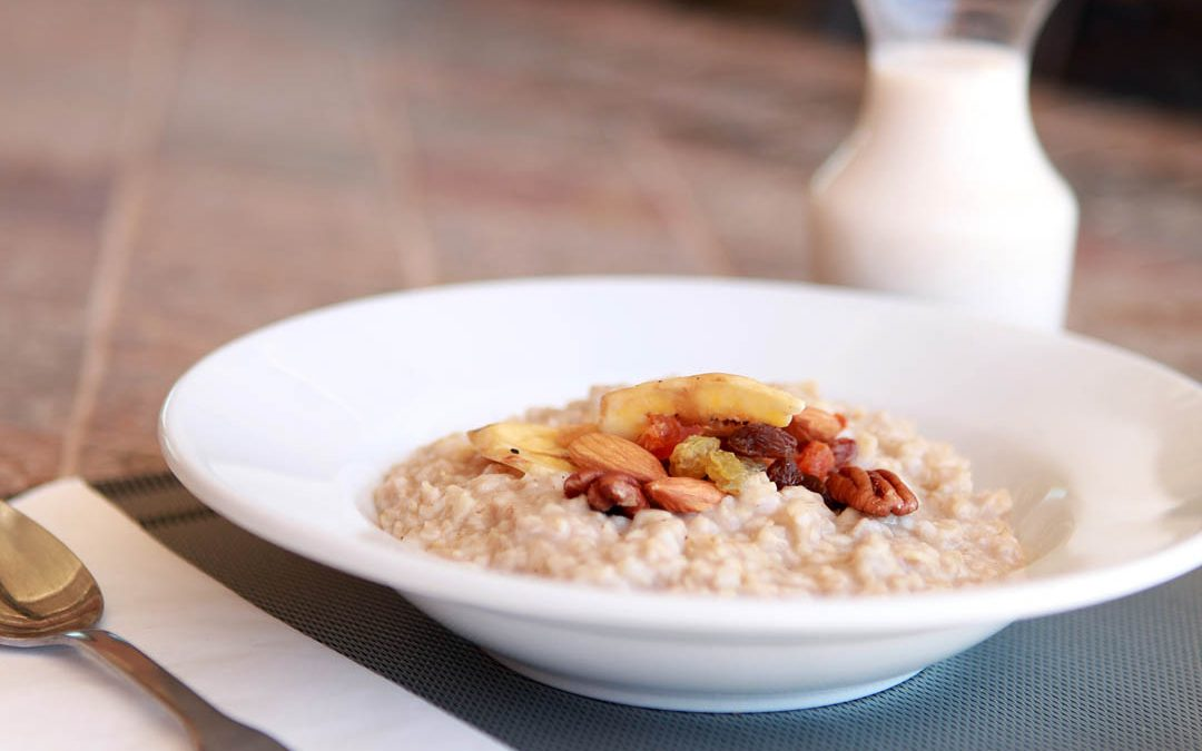 How to spice up your oatmeal!