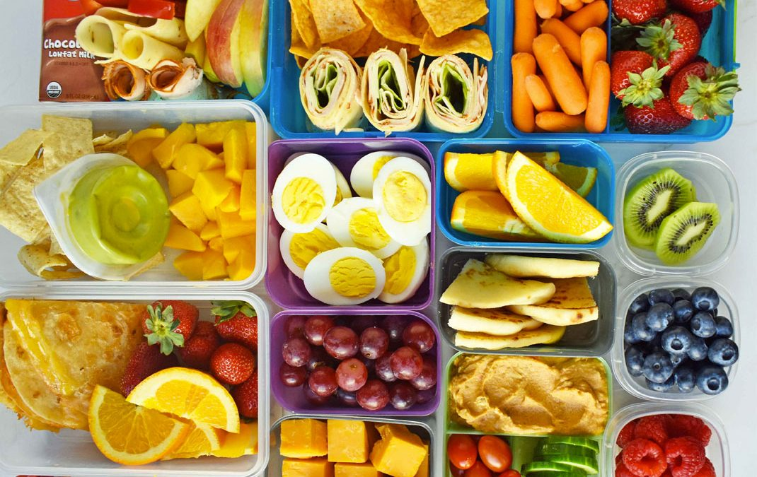 Back to School – Packed Lunch!