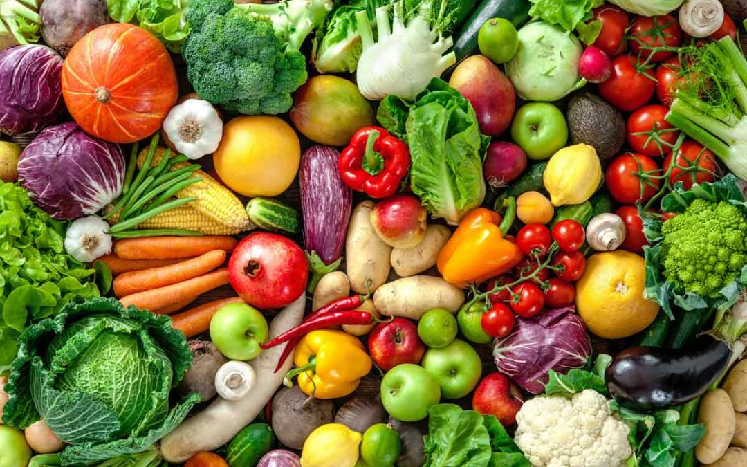 Fruits and Veggies: Yes, More Matters!