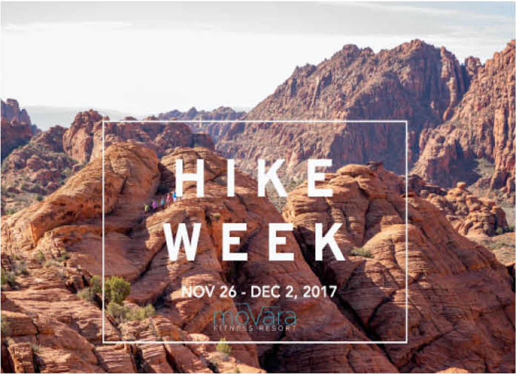Fitness Events at Movara - Hike Week