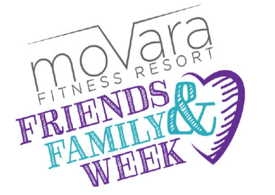 Fitness Events - Friends and Family Week