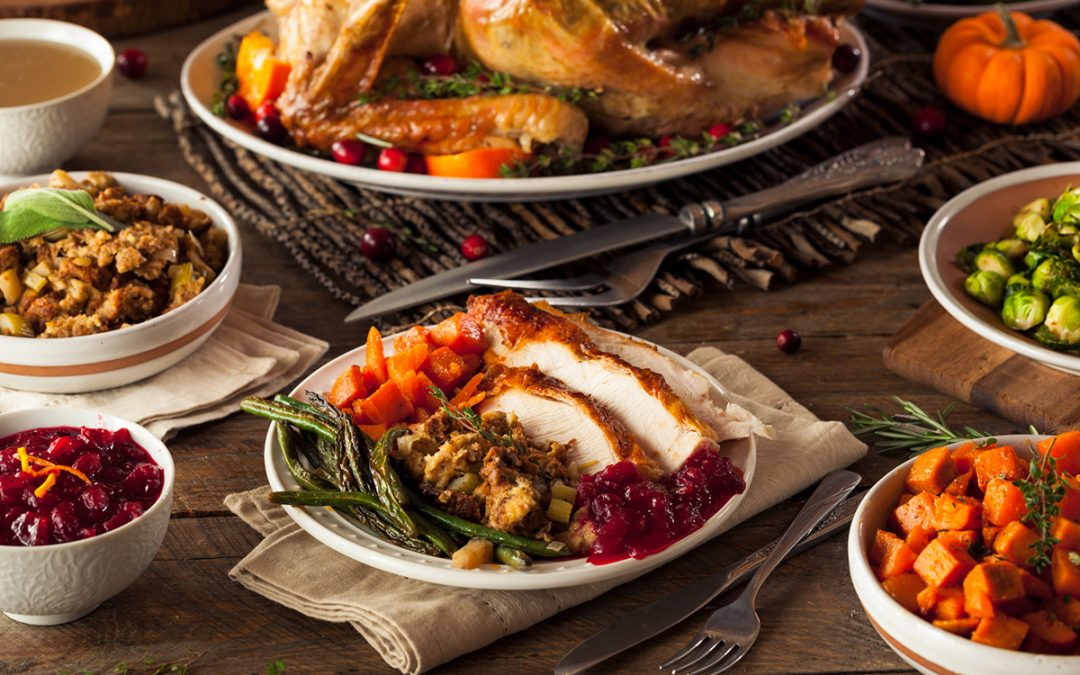 Guilt-Free, Gluten-Free Thanksgiving Menu