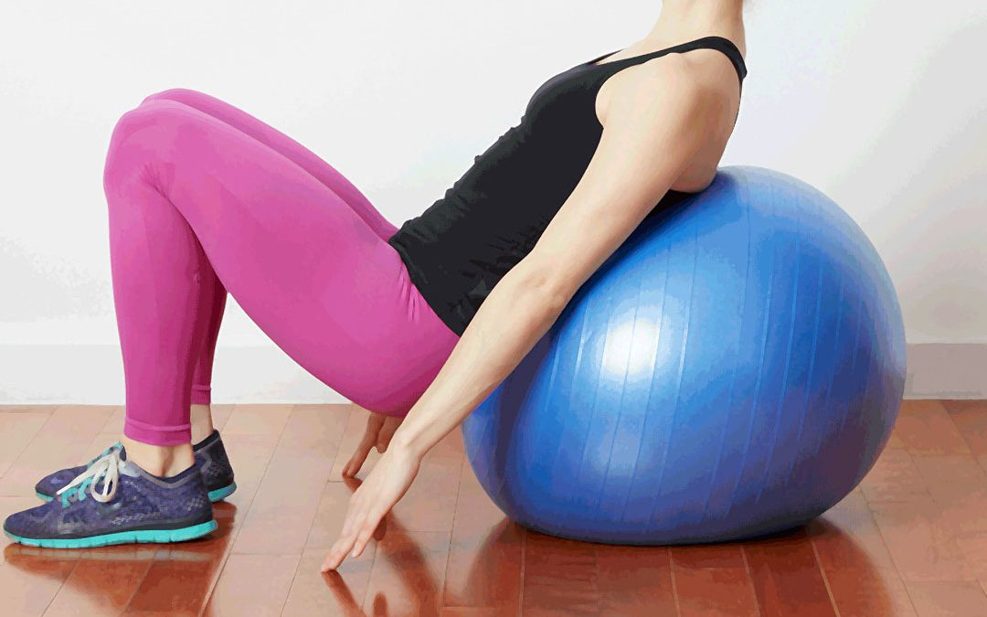 Fit-Ball Core Workout