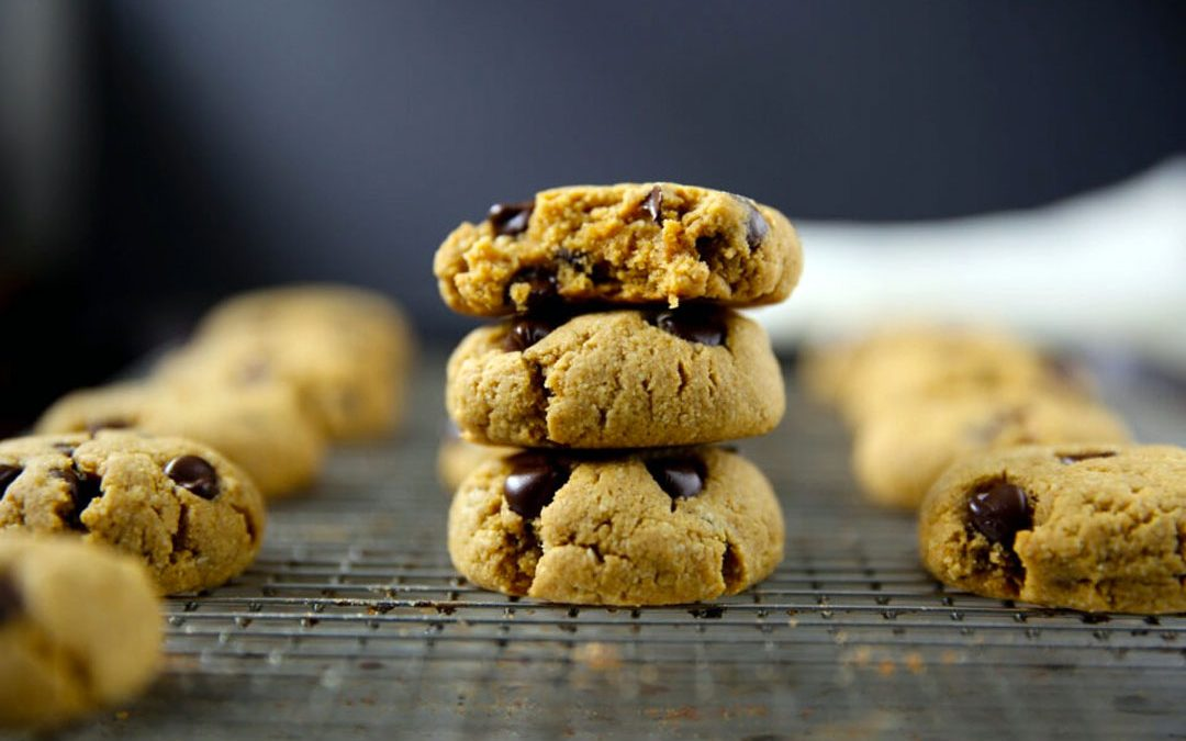A Healthier Pumpkin Chocolate Chip Cookie!